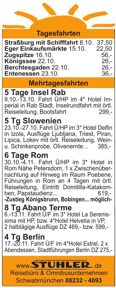 Stuhler Reisen GmbH