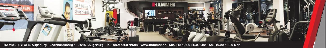 HAMMER STORE Augsburg
