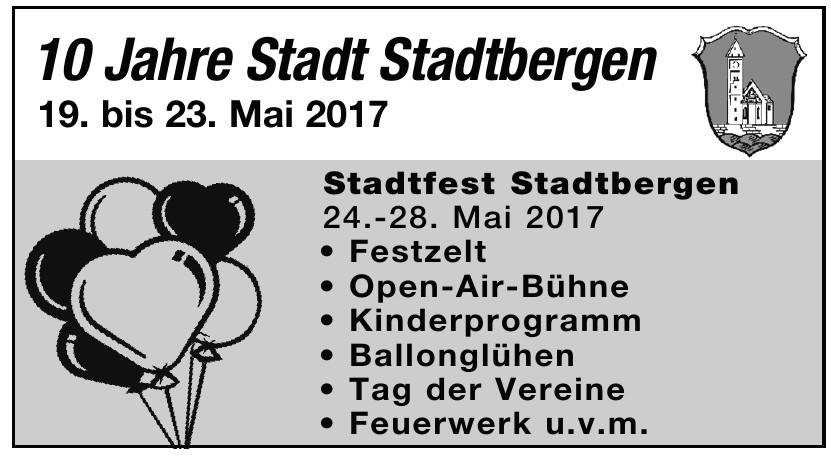 Stadtfest Stadtbergen