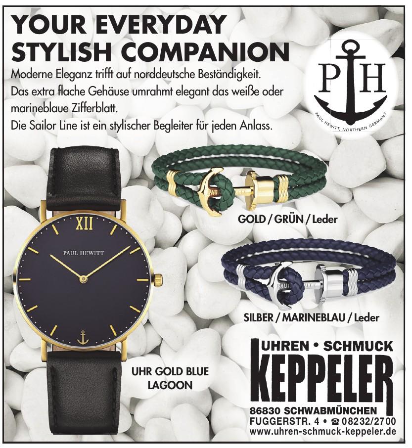 Uhren - Schmuck Keppeler
