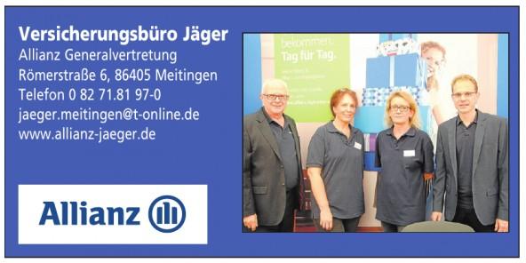 Allianz - Versicherungsbüro Jäger