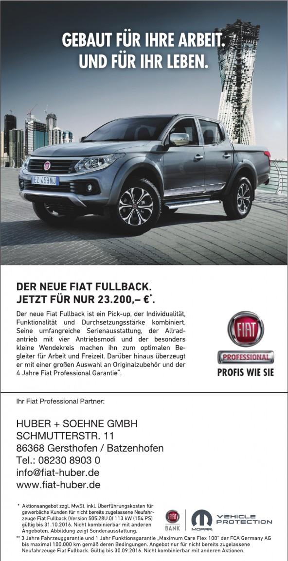 Huber & Söhne GmbH