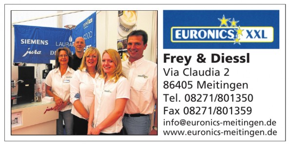 Euronics XXl - Frey & Diessl
