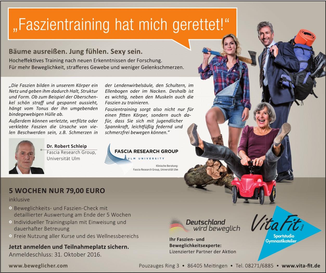 VitaFit GmbH Sportstudio