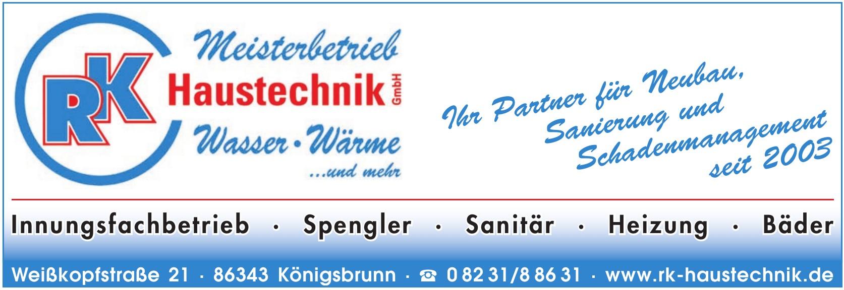 RK Haustechnik GmbH