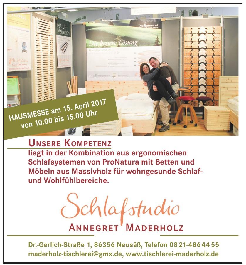 Tischlerei Annegret Maderholz