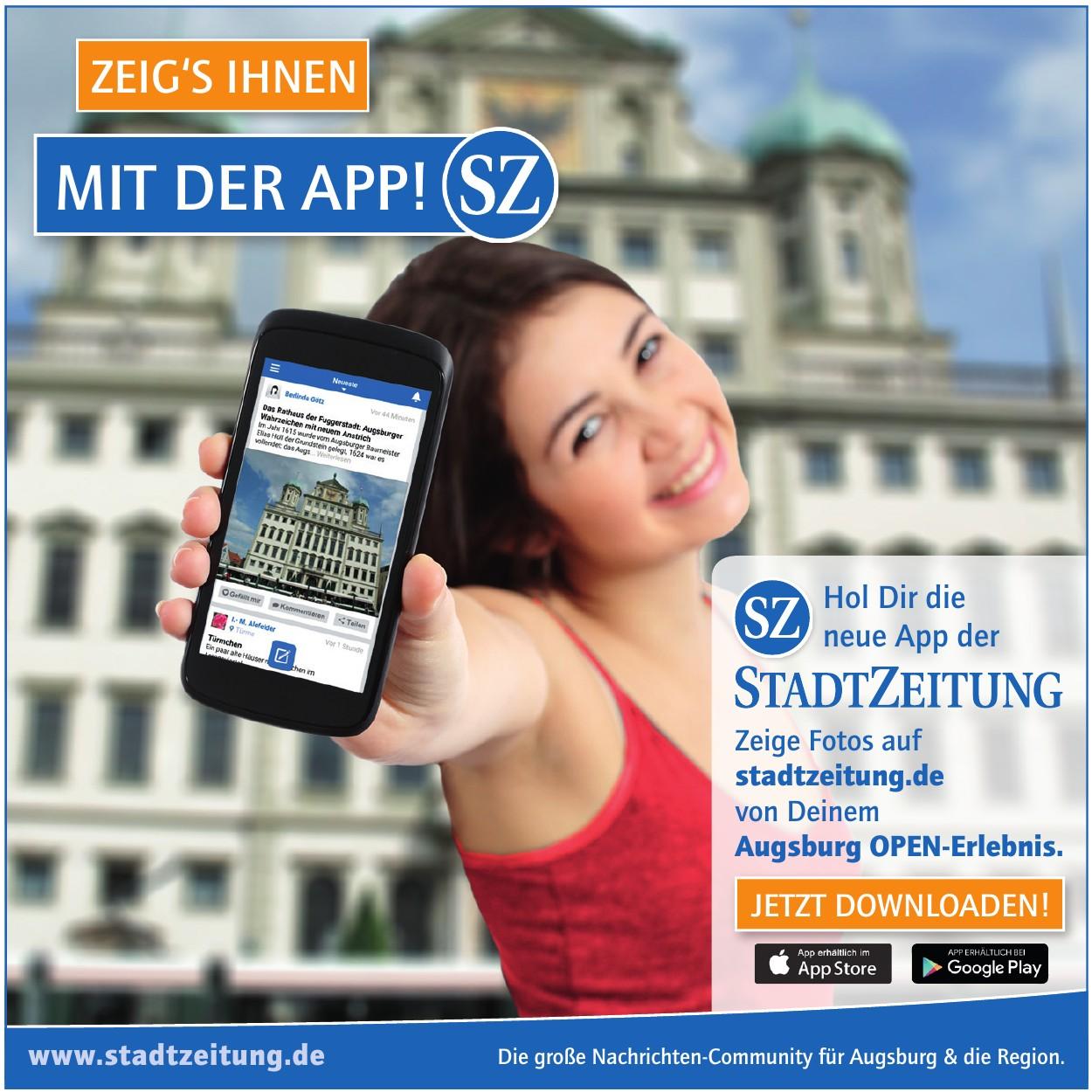 StadtZeitung Augsburg