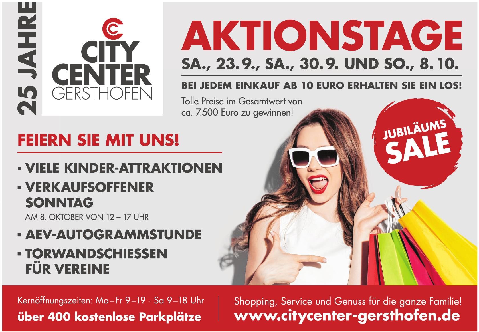 City Center Gersthofen