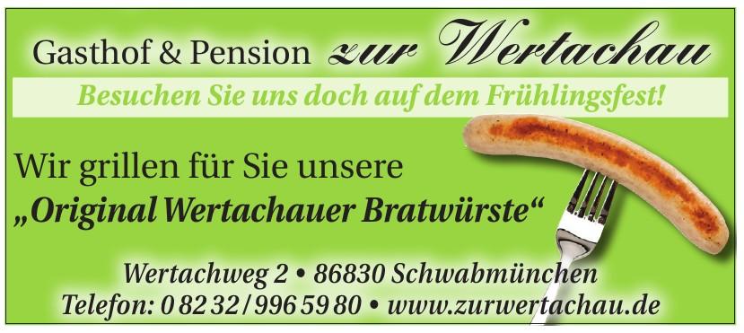Gasthof & Pension zur Wertachau
