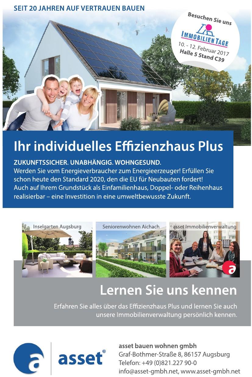 asset bauen wohnen GmbH