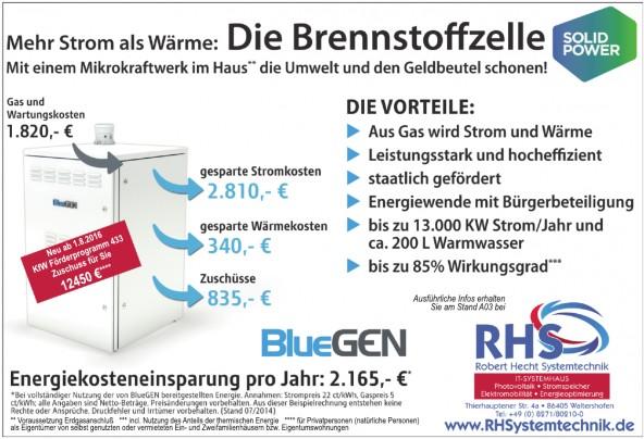 RHS Robert Hecht Systemtechnik