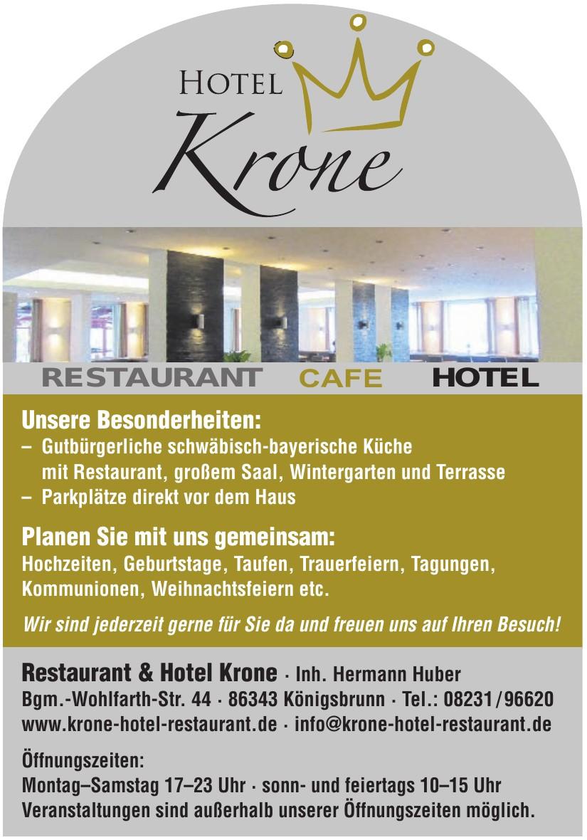 Restaurant & Hotel Krone