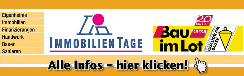 Immobilien Tage - Messe Augsburg