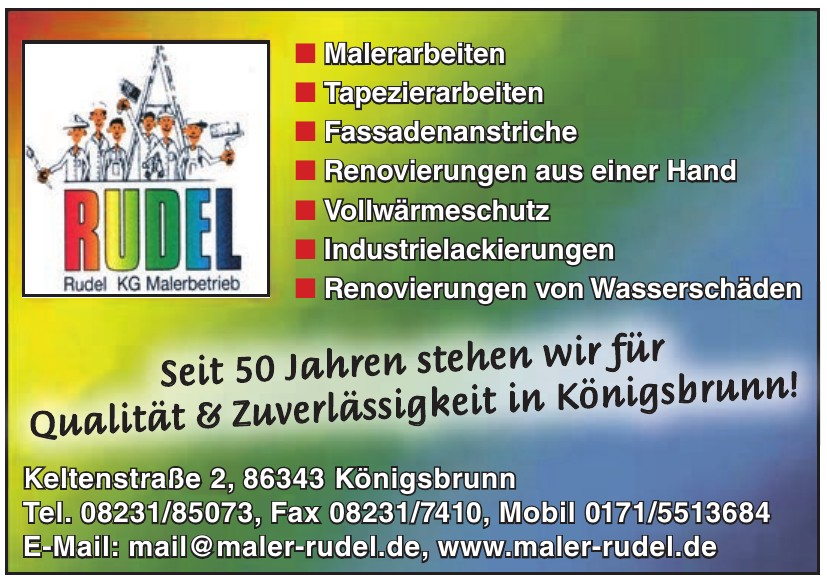 Rudel KG Malerbetrieb