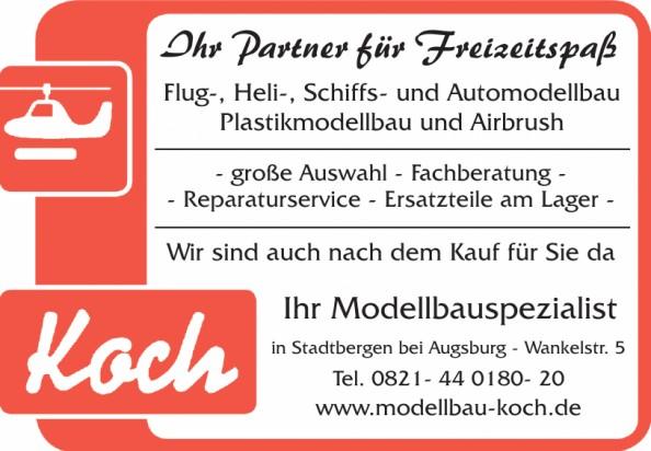 Modellbau Koch
