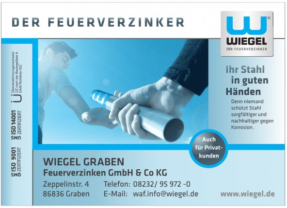 Wiegel Graben Feuerverzinken GmbH & Co KG