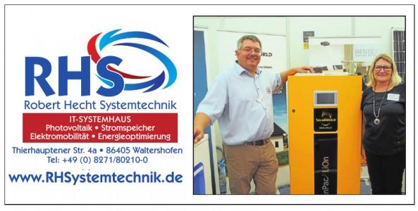 RHS - Robert Hecht Systemtechnik