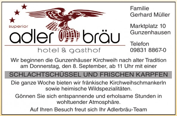 Adler Bräu - Hotel & Gasthof