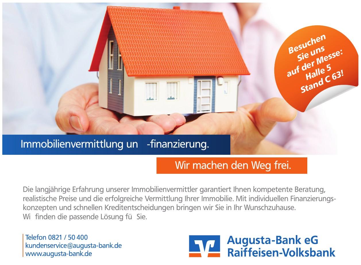 Augusta-Bank eG Reiffeisen-Volksbank