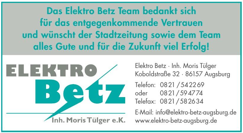 Elektro Betz