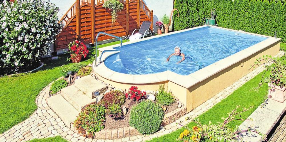 Super Wasser-Oase im eigenen Garten - Bauen | Wohnen | Garten - StadtZeitung XI03