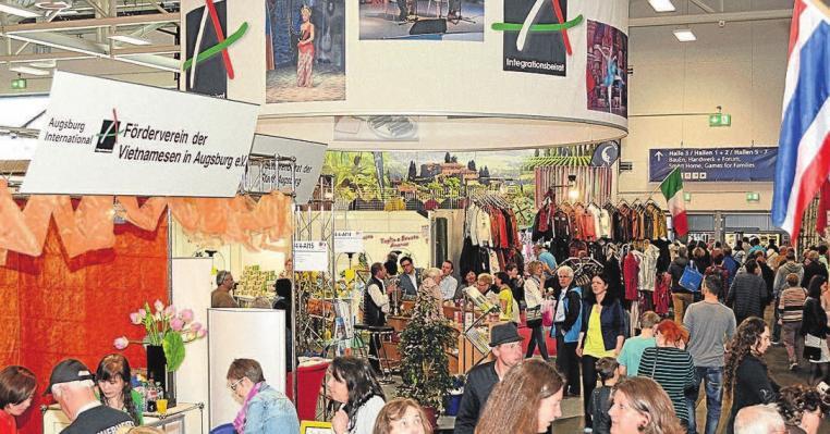 Kunsthandwerkliche Erzeugnisse und internationale Spezialitäten warten in Halle 3 zum ersten Mal auf die Besucher.Fotos: afa-messe.de
