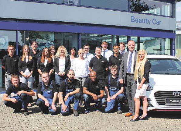 25 Jahre Autohaus BeautyCar Image 1