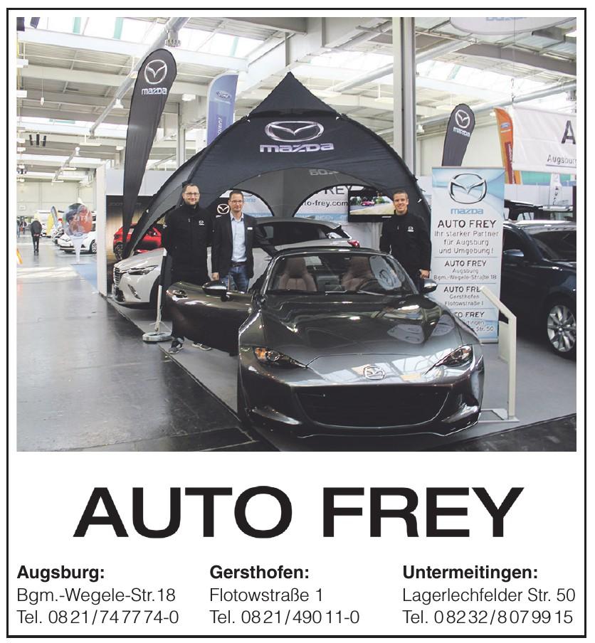 Auto Frey