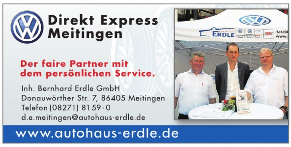 Autohaus Bernhard Erdle GmbH