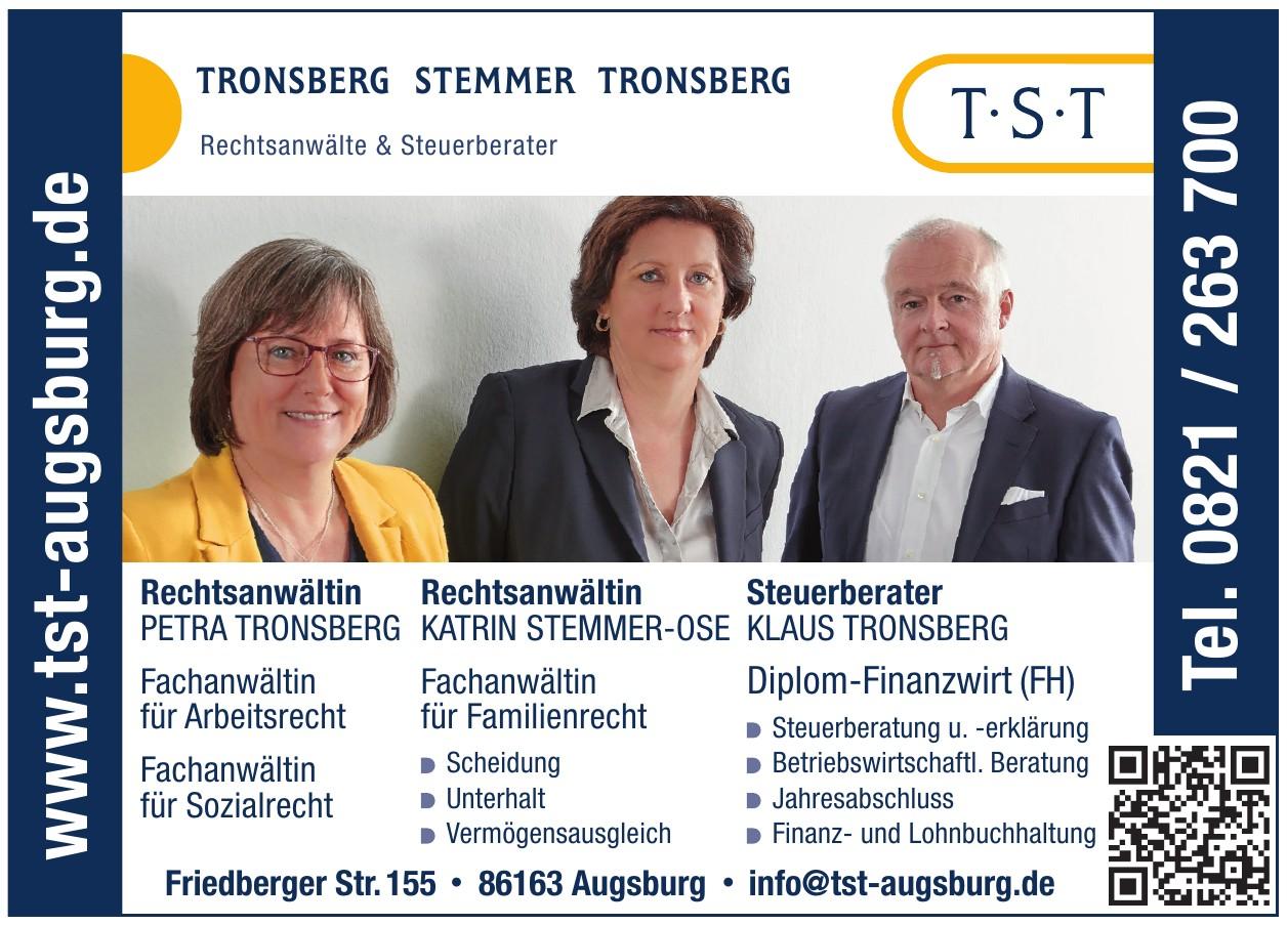 T.S.T Tornsberg Stemmber Tronsberg