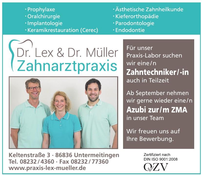 Dr. Lex & Dr. Müller Zahnarztpraxis
