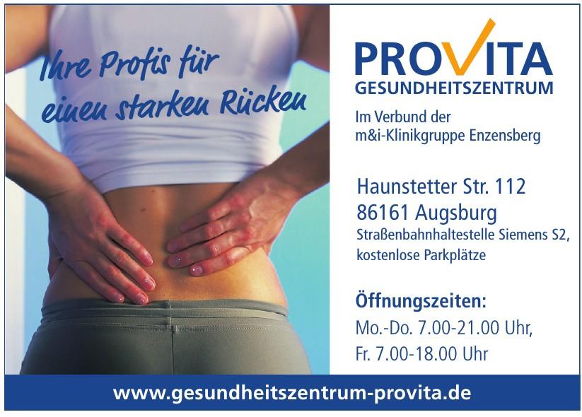 Provita Gesundheitszentrum