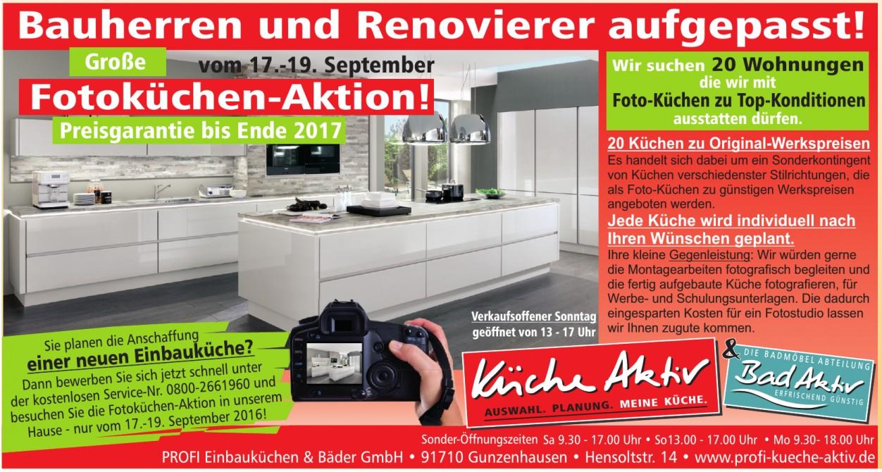 PROFI Einbauküchen & Bäder GmbH