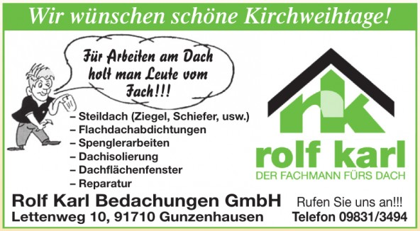 Rolf Karl Bedachungen GmbH