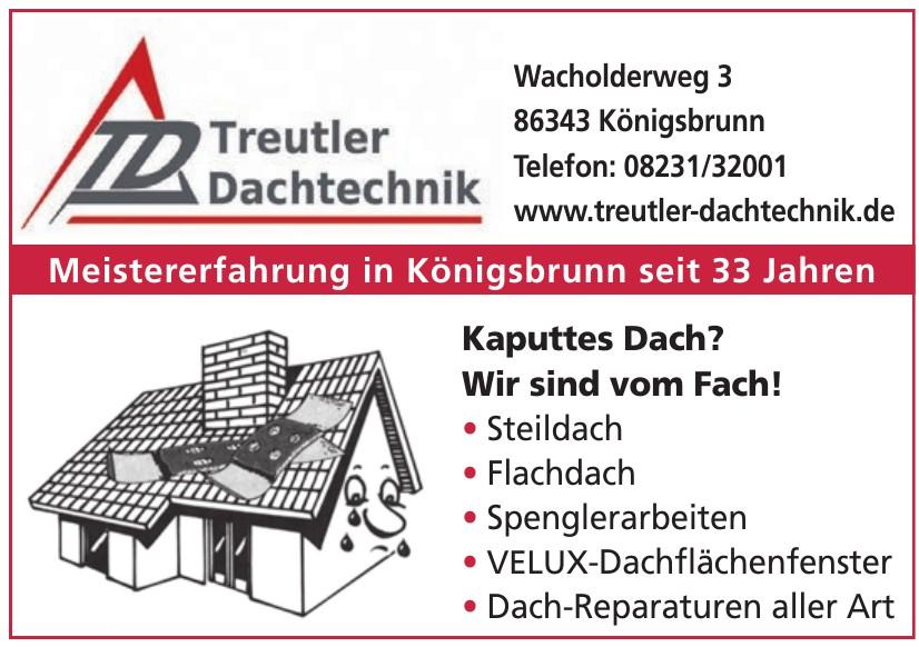 TD Treutler Dachtechnik