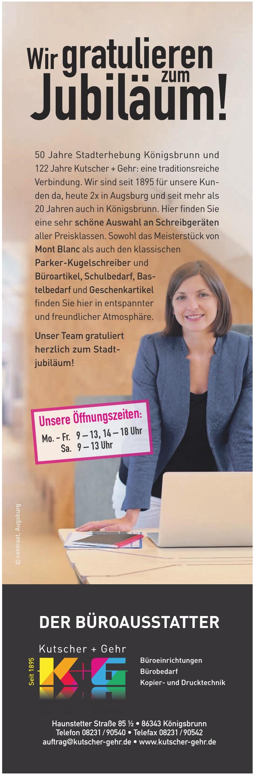 Kutscher + Gehr