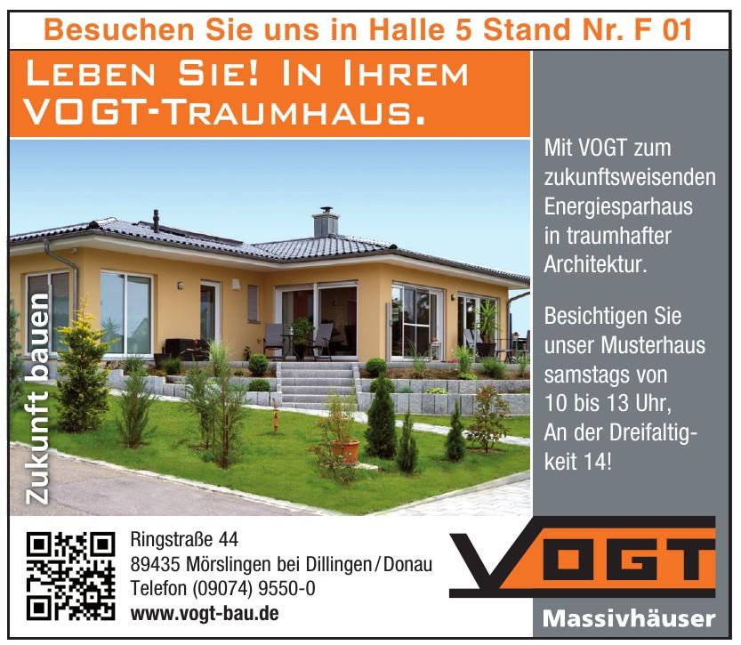 Vogt Massivhäuser GmbH