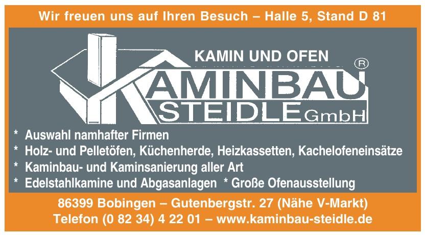 Kaminbau Steidle GmbH