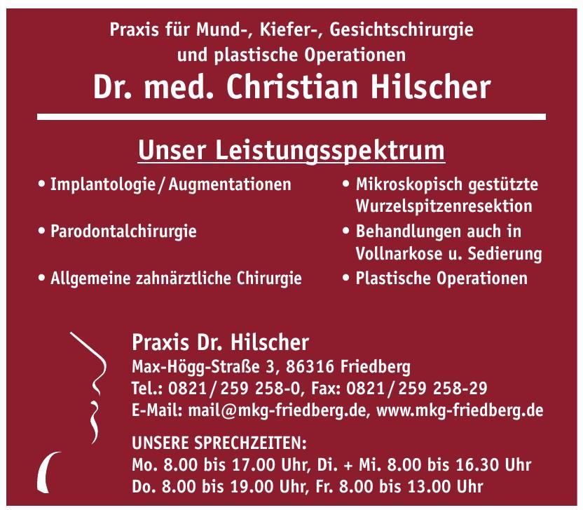 Praxis Dr. Hilscher