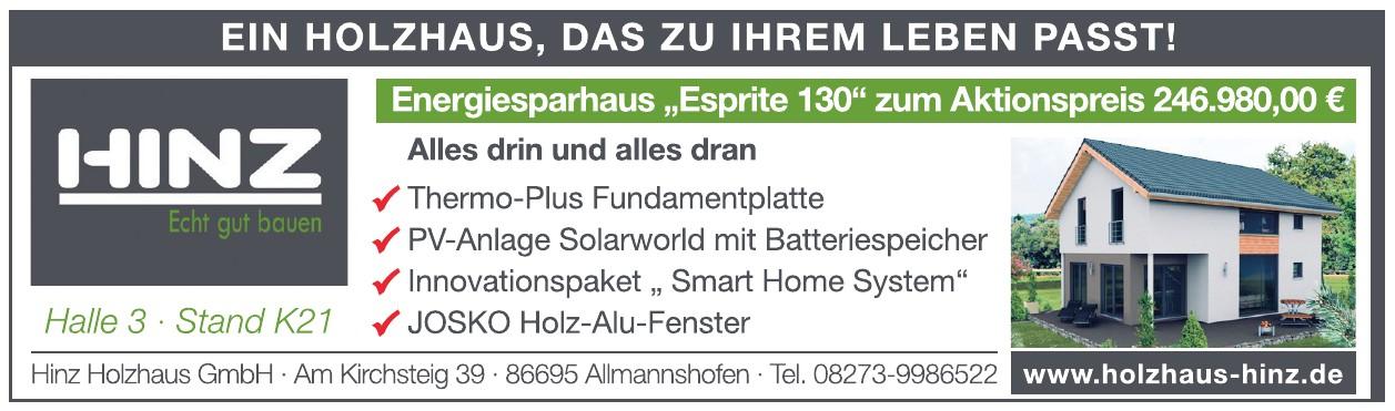 Hinz Holzhaus GmbH