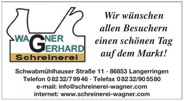 Wagner Gerhard Schreinerei