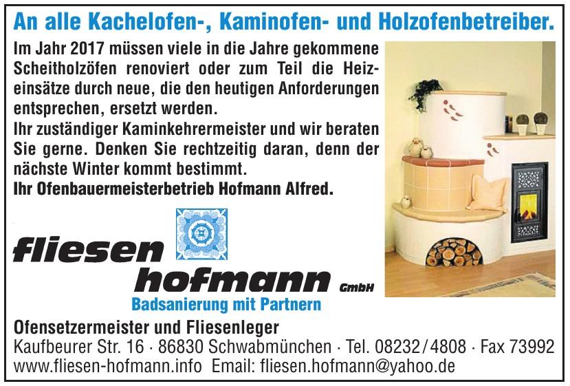Fliesen Hofmann GmbH