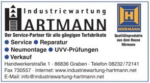 Hartmann Industriewartung