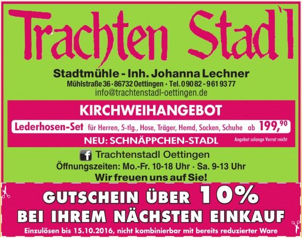 Stadtmühle - Inh. Johanna Lechner