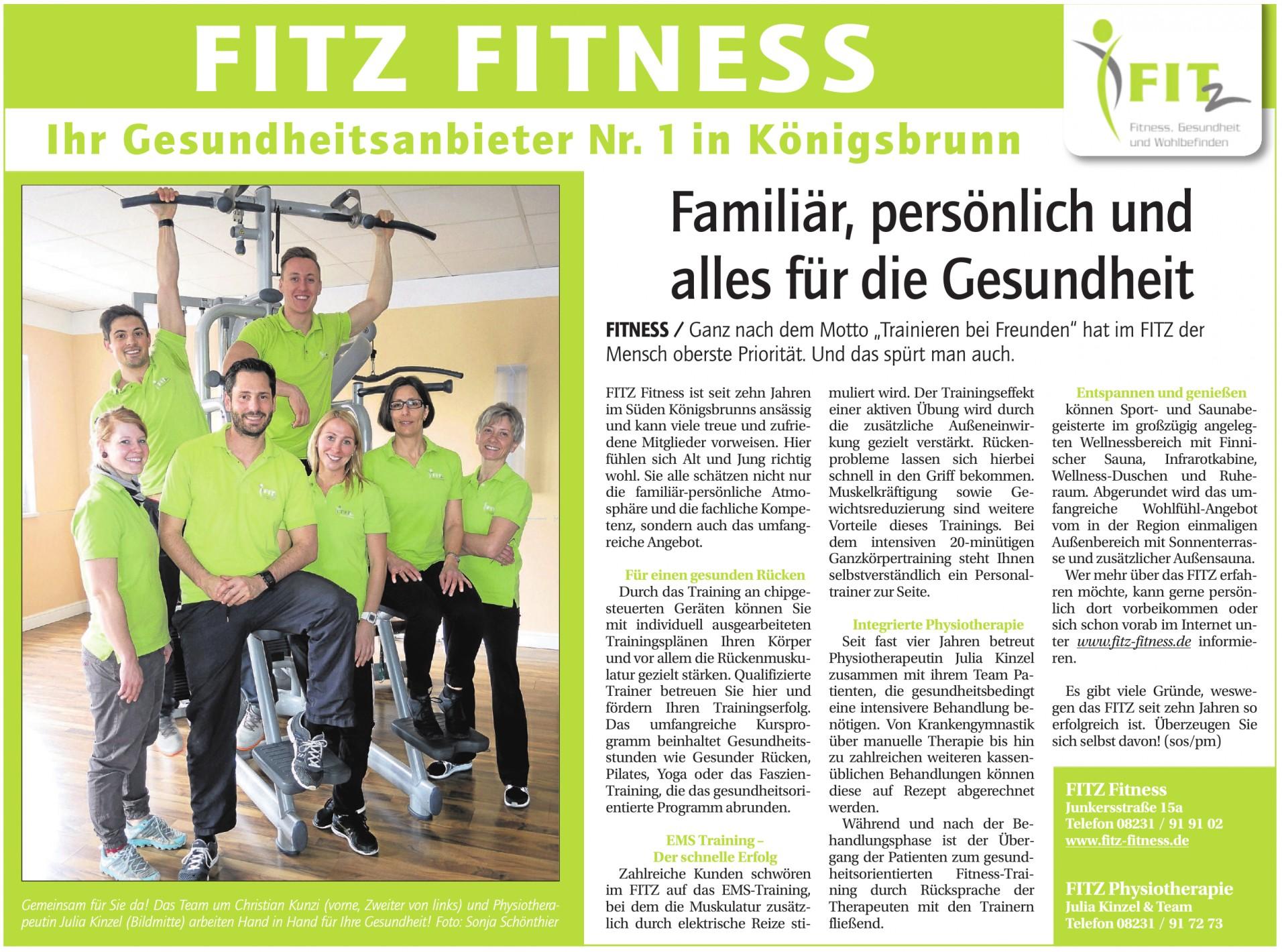 Fitz Fitness